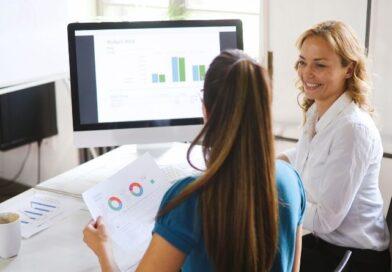 Affärssystem för att kunna hantera information företagsforumet